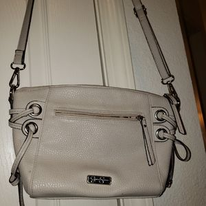 Jessica simpson Over The Shoulder Leather Purse